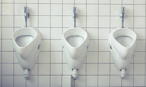 Pisuar w toalecie w domu? Czemu nie!